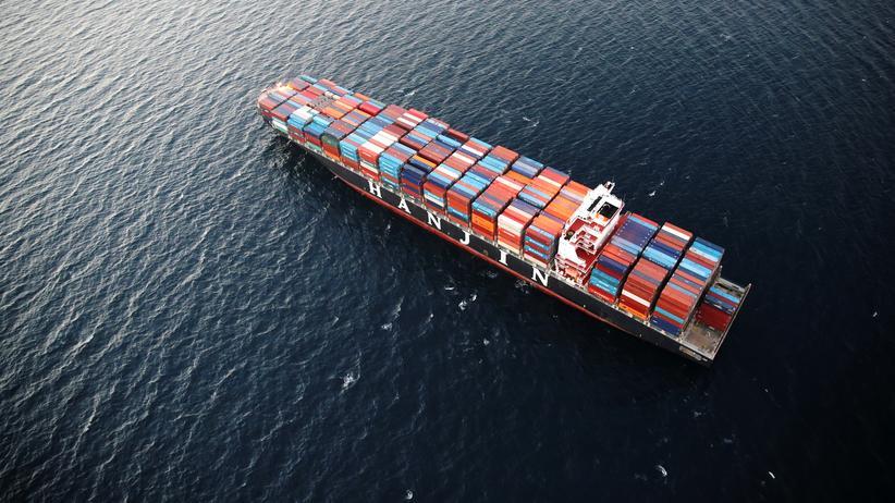 Südkorea: Insolvente Reederei Hanjin braucht Schuldenschnitt