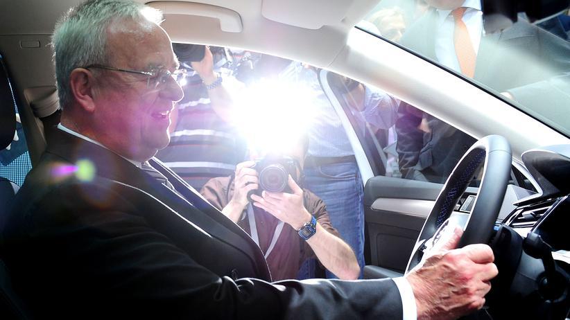 Abgasskandal: Der ehemalige VW-Vorstandsvorsitzende Martin Winterkorn (Archivbild aus dem Mai 2015)