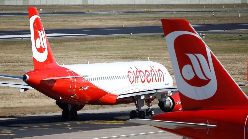 TUIfly: Air Berlin muss weitere Flüge streichen