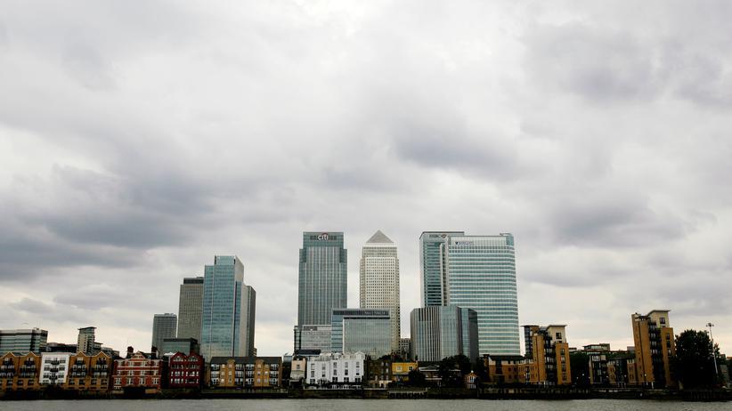 Brexit: Die Konjunktur in Großbritannien wird durch den Austritt aus der EU Schaden nehmen, erwartet das Finanzministerium.
