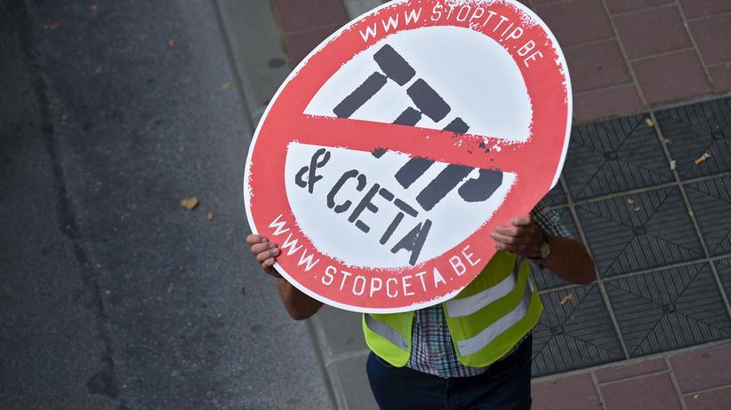 Ceta: Belgische Blockade