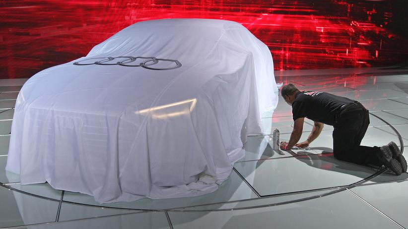 Abgasskandal: Die VW-Tochter Audi soll gleich mehrfach geschummelt haben, um bessere Abgaswerte zu erreichen.