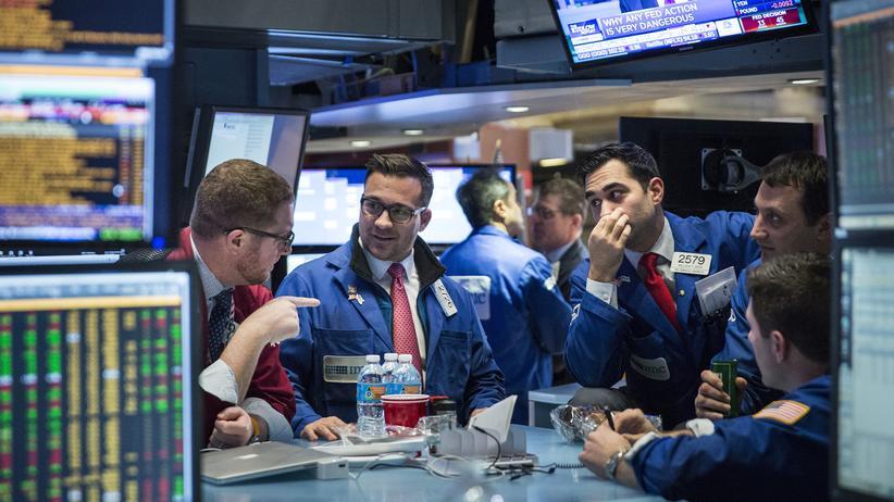 Finanzpolitik: The Donald bringt den Zins zurück