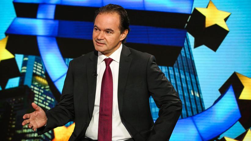 Griechenland: Griechenlands früherer Finanzminister, Giorgos Papaconstantinou