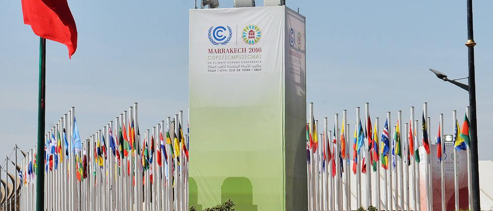 Klimakonferenz, Vereinte Nationen, Marrakesch