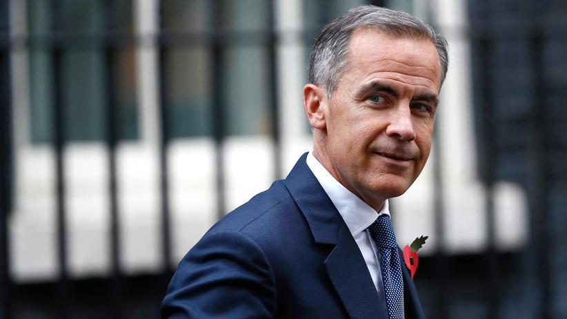 Mark Carney: Der Chef der britischen Notenbank Mark Carney kämpft für eine Übergangslösung.