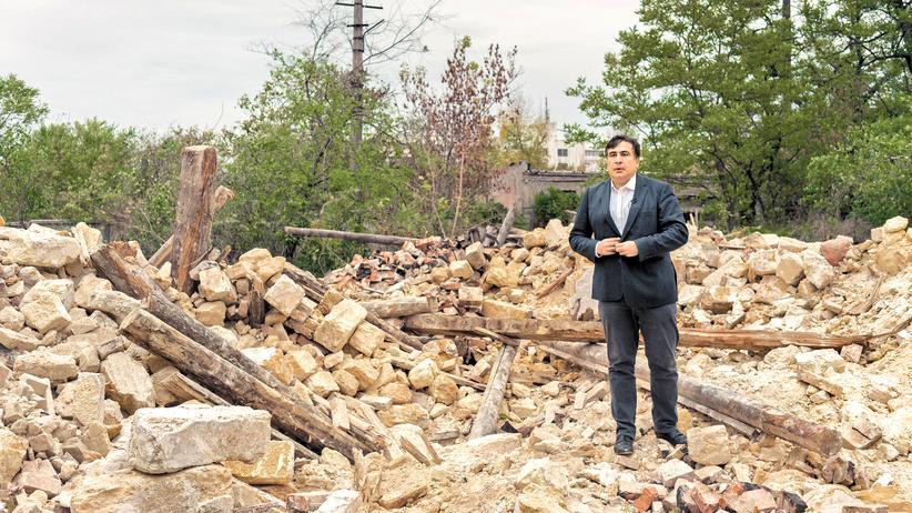 Michail Saakaschwili: Mischa gegen die Korrupten