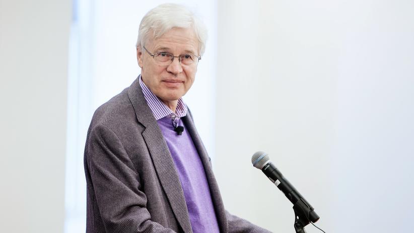 Bengt Holmström: Nobelpreisträger Bengt Holmström