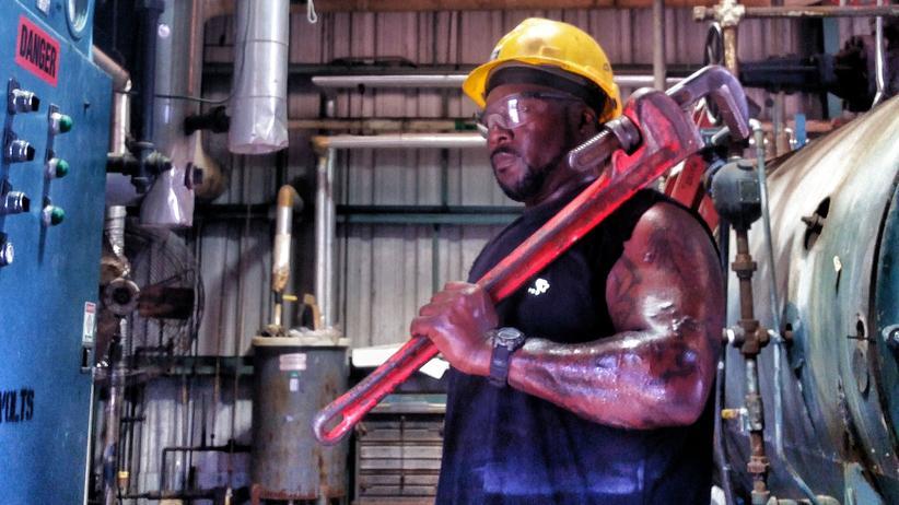 US-Wirtschaft: Industriearbeiter in den USA