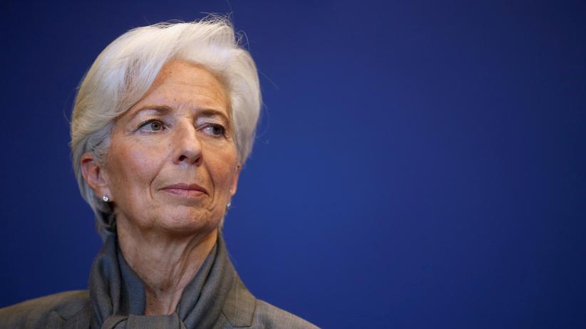 Christine Lagarde: IWF-Chefin weist Vorwürfe der Veruntreuung zurück