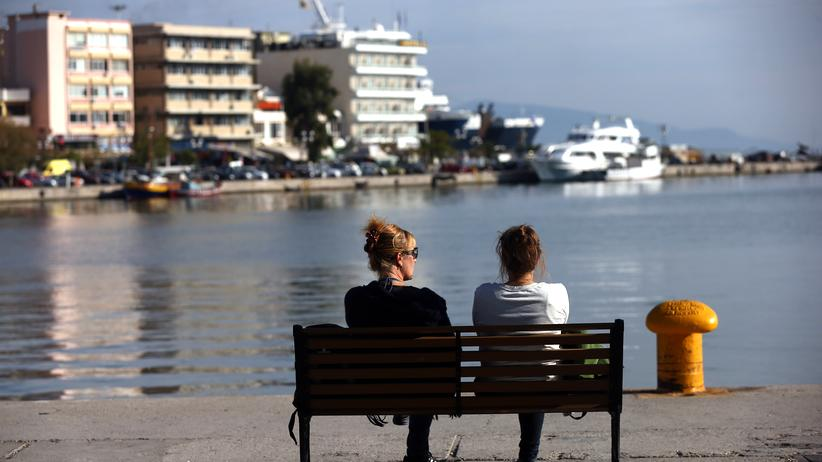 Griechenland: Endlich Urlaub für Familie Tsarlakis