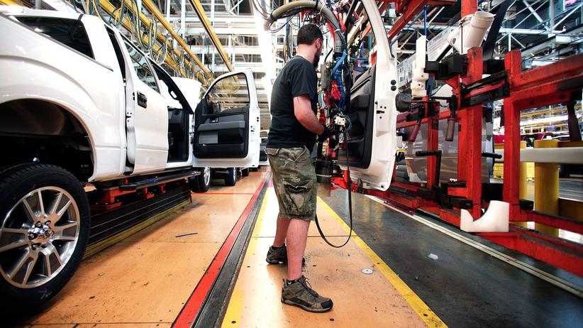 Autoindustrie der USA: Donald Trumps Made-in-USA-Drohung