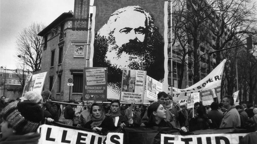 """""""Das Kapital"""": Marx als Inspiration für Studenten"""