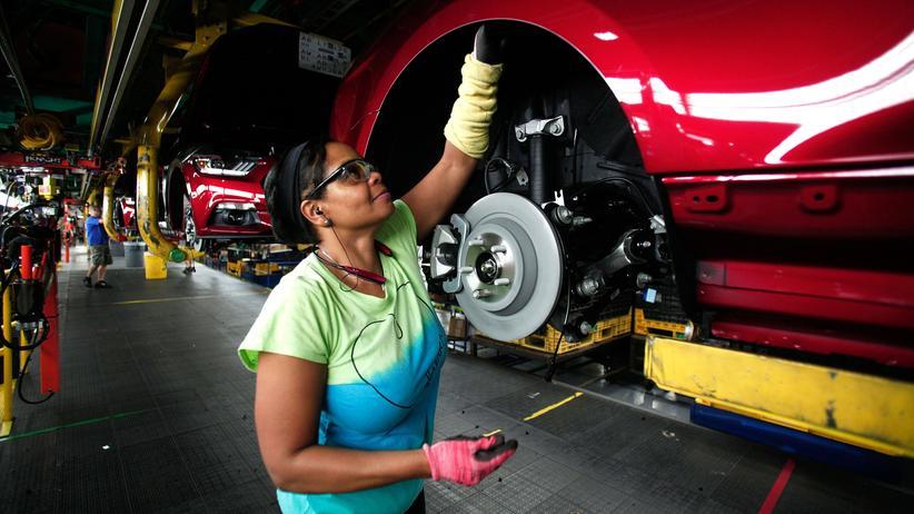 USA: Ford streicht Pläne für Werk in Mexiko