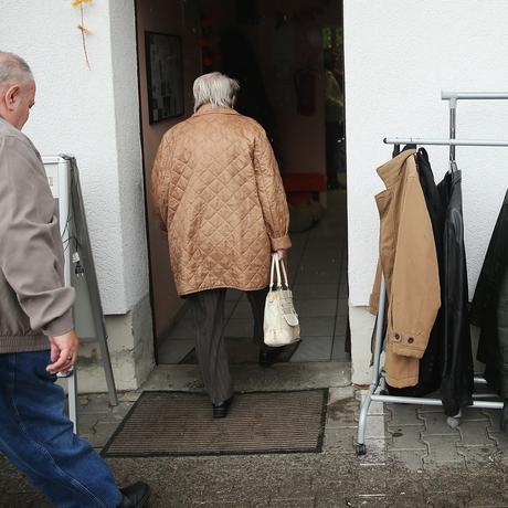 Altersarmut: Die Rente muss gerechter verteilt werden