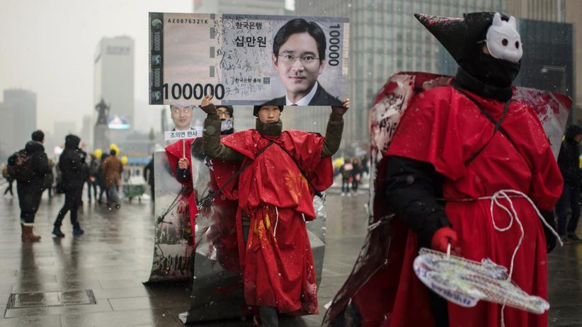 Samsung: Die 36-Millionen-Dollar-Schmiergeld-Affäre