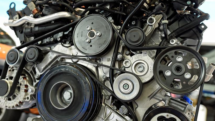 ICCT-Studie: Sechszylinder-Turbodiesel: ein V6-Motor von Volkswagen