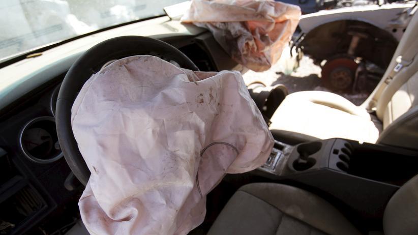 Automobilzulieferer: Airbags von Takata