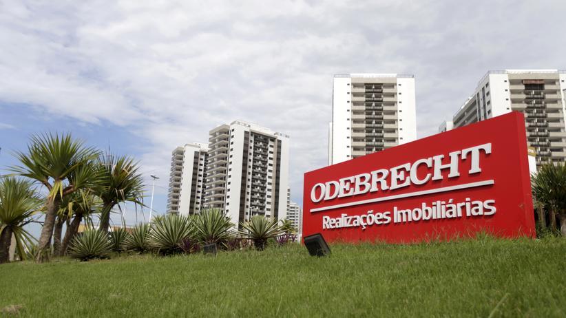 Brasilien: Immobilien des brasilianischen Baukonzerns Odebrecht in Rio de Janeiro
