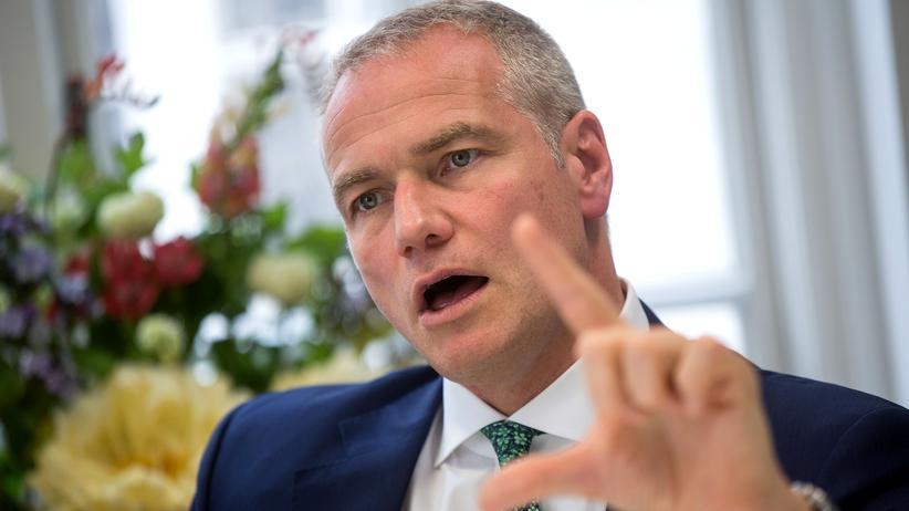 Deutsche Börse legt Jahreszahlen vor - Kengeter im Visier