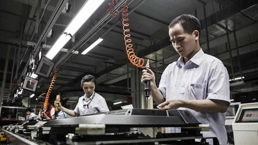 China ist der wichtigste Handelspartner