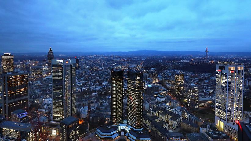 Bilanz: Deutsche Bank schreibt Milliardenverlust