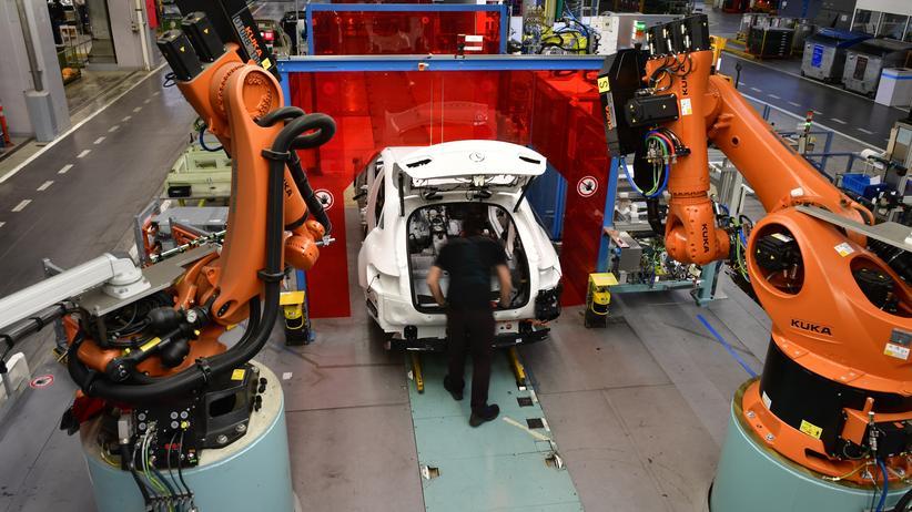 Exportüberschuss: Ruiniert Deutschland Amerika?