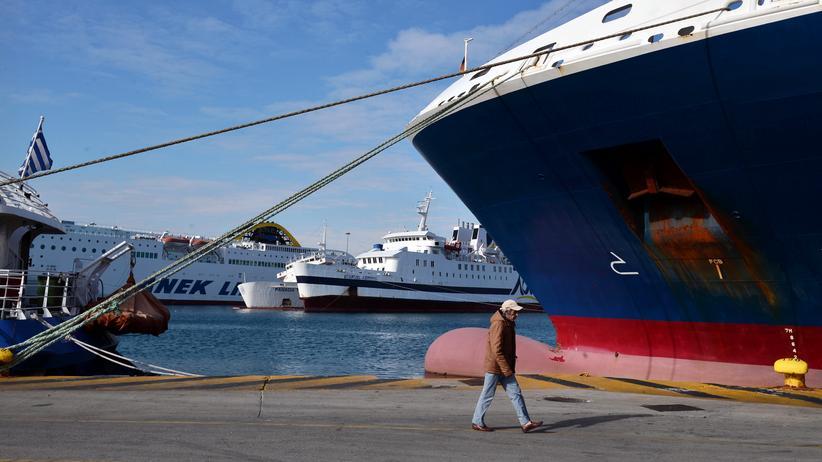 Griechenland: ESM-Chef Regling sieht keinen Bedarf für weiteres Hilfspaket