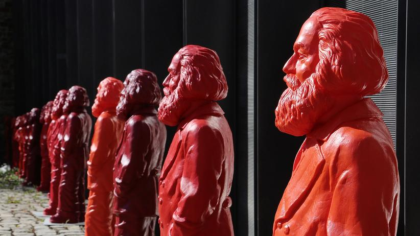 Karl Marx: Karl-Marx-Statuen in Trier