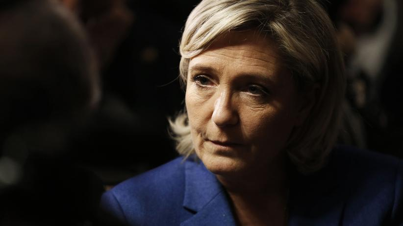 Front National: Marine Le Pen vom Front National
