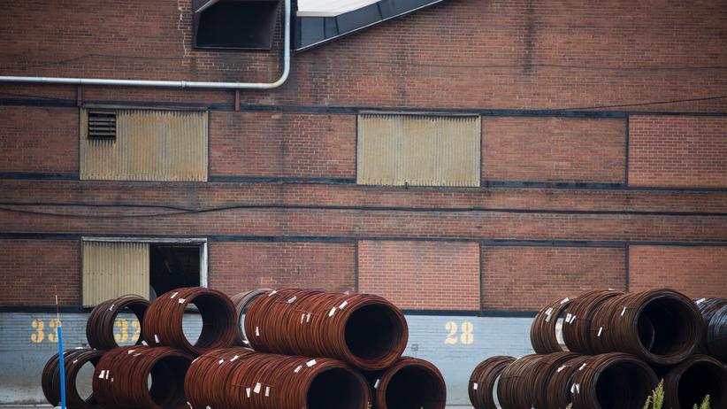Nafta: Der Rustbelt als eine Folge von Nafta? Johnstown im US-Bundestaat Pennsylvania
