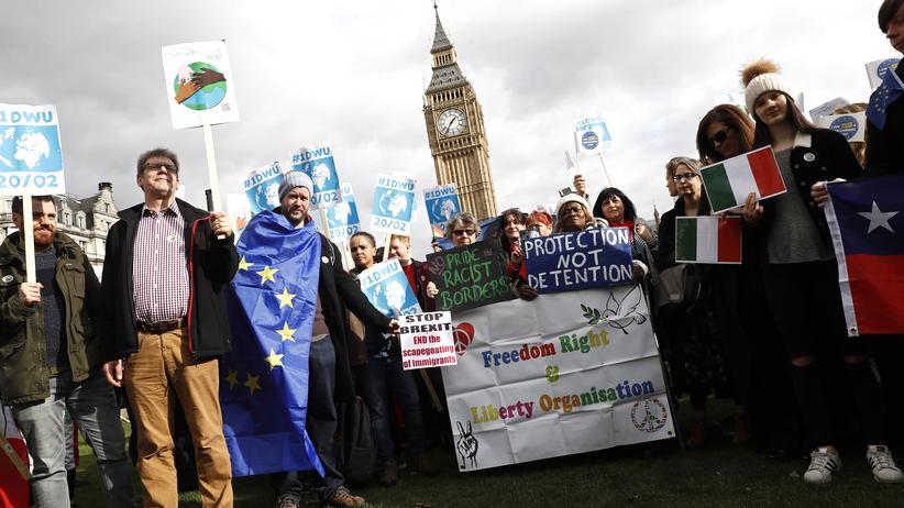 Brexit: Nicht ohne uns