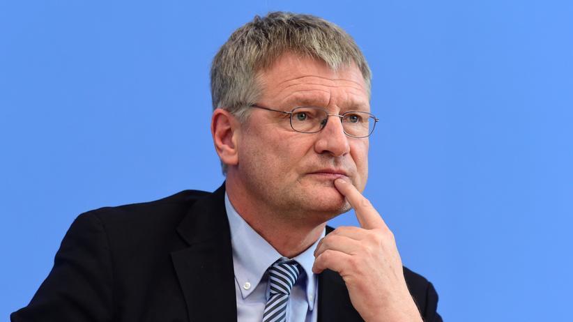 Jörg Meuthen: Der ewige Zweite