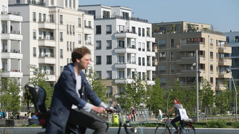 Statistisches Bundesamt: Ein Drittel der Konsumausgaben der privaten Haushalte in Deutschland entfällt aufs Wohnen.