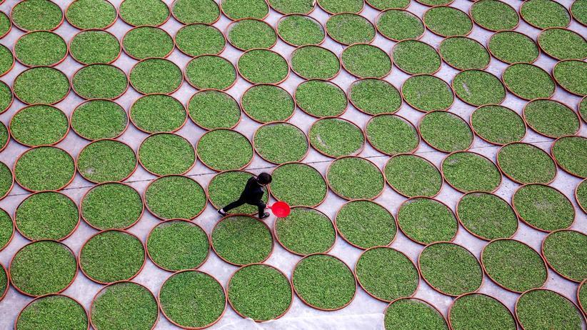 Fotografie: China von oben