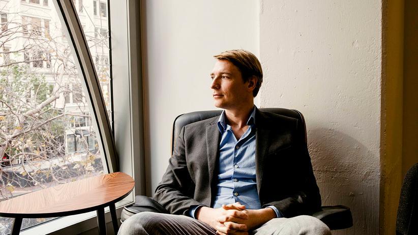 Florian Leibert: Was, wenn es anfängt zu denken?