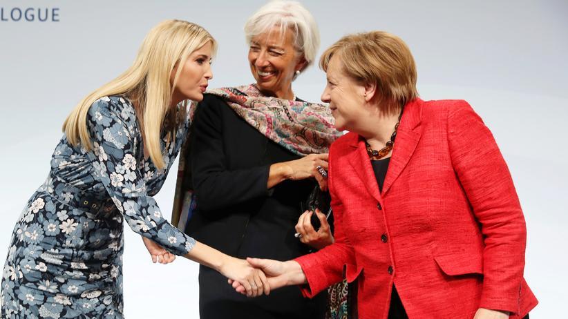 Ivanka Trump: Die Vermittlerin