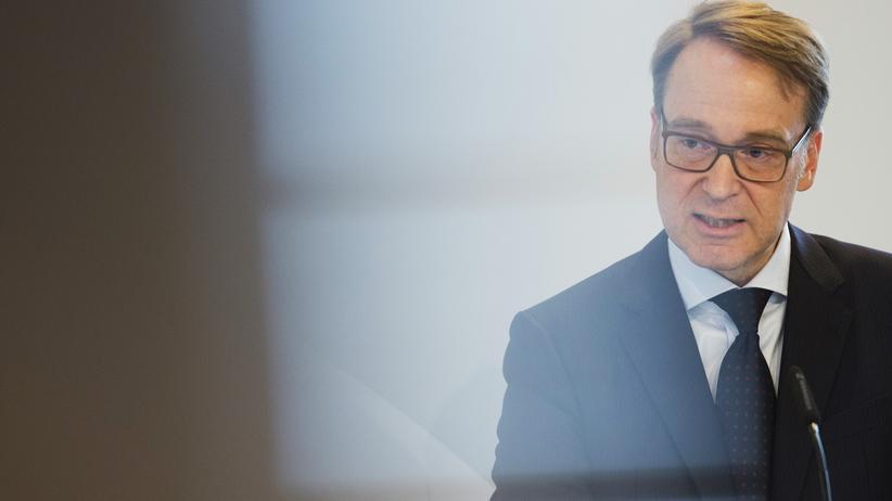 Jens Weidmann: Bundesbankpräsident Jens Weidmann