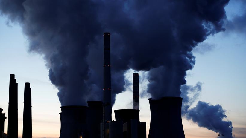 Claudia Kemfert: Das Kohlekraftwerk in Neurath (Archiv)