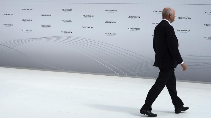 Volkswagen: Ferdinand Piëch im April 2012 in Wolfsburg