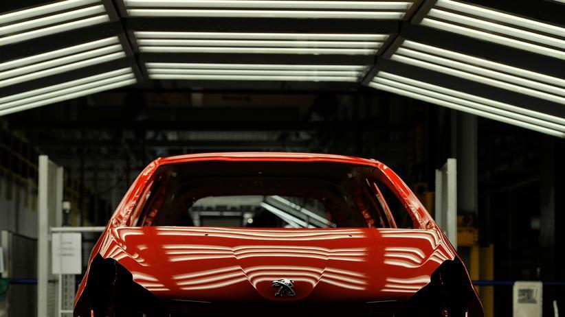 Abgasskandal: Französische Justiz ermittelt gegen Autohersteller PSA
