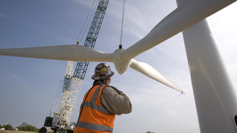 Klimaschutz: Sogar Texas wird öko