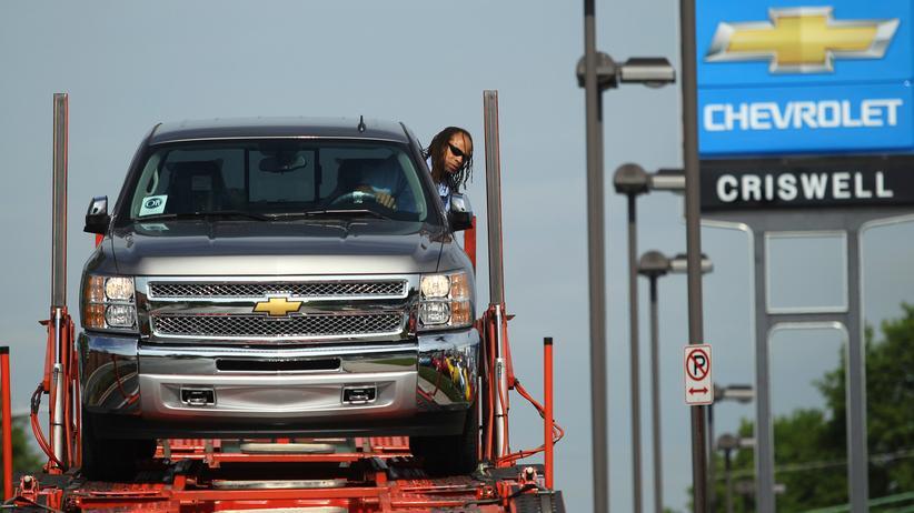 Abgasskandal: Dieselautobesitzer klagen gegen General Motors