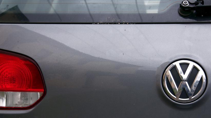 Abgasskandal: Das Modell Golf von Volkswagen