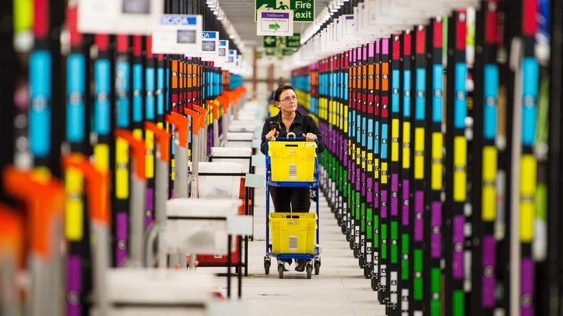 Amazon: Amazon ist überall   ZEIT ONLINE
