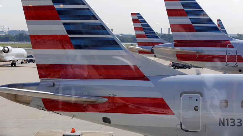 US-Airlines: Guten Flug