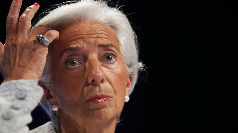Internationaler Währungsfonds: IWF-Chefin Christine Lagarde