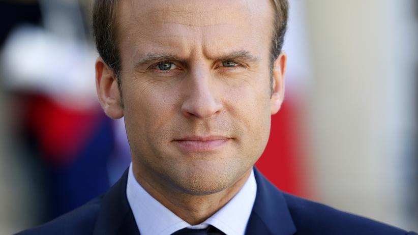 Frankreich: Präsident Macron hat viel vor