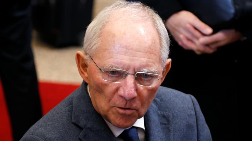Euro-Krise: Finanzminister Wolfgang Schäuble hält eine rasche Einigung mit Griechenland für möglich.