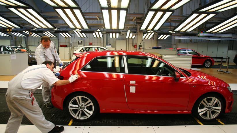 Diesel-Fahrverbote: Audi ruft 850.000 Dieselautos zurück